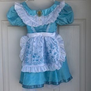 Disney Alice In Wonderland Costume XS (4)